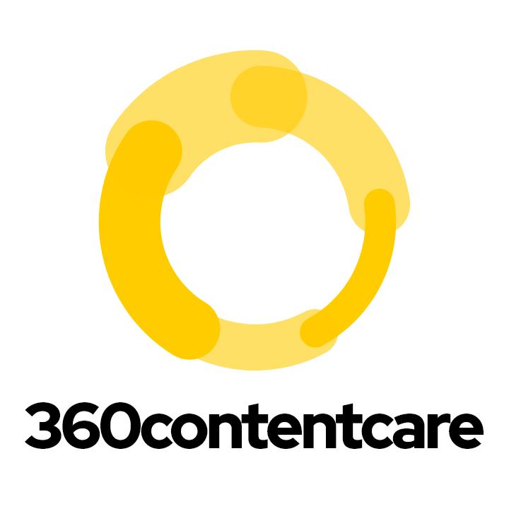 360 Content Care logo