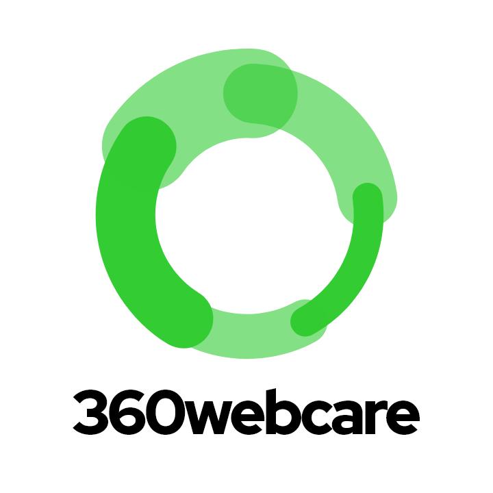 360 Web Care logo