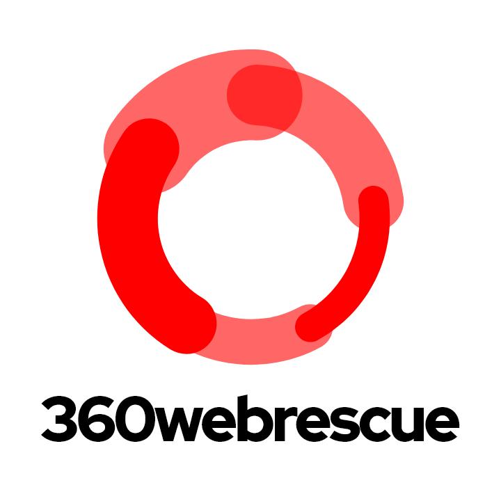 360 Web Rescue logo